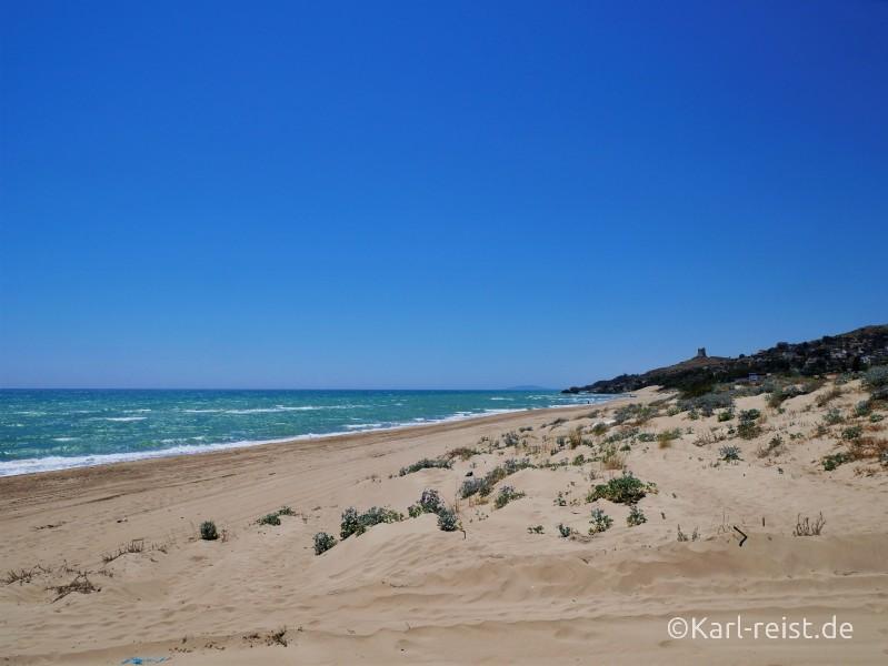Sizilien Südküste