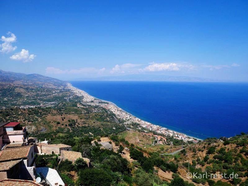 Sizilien Ostküste