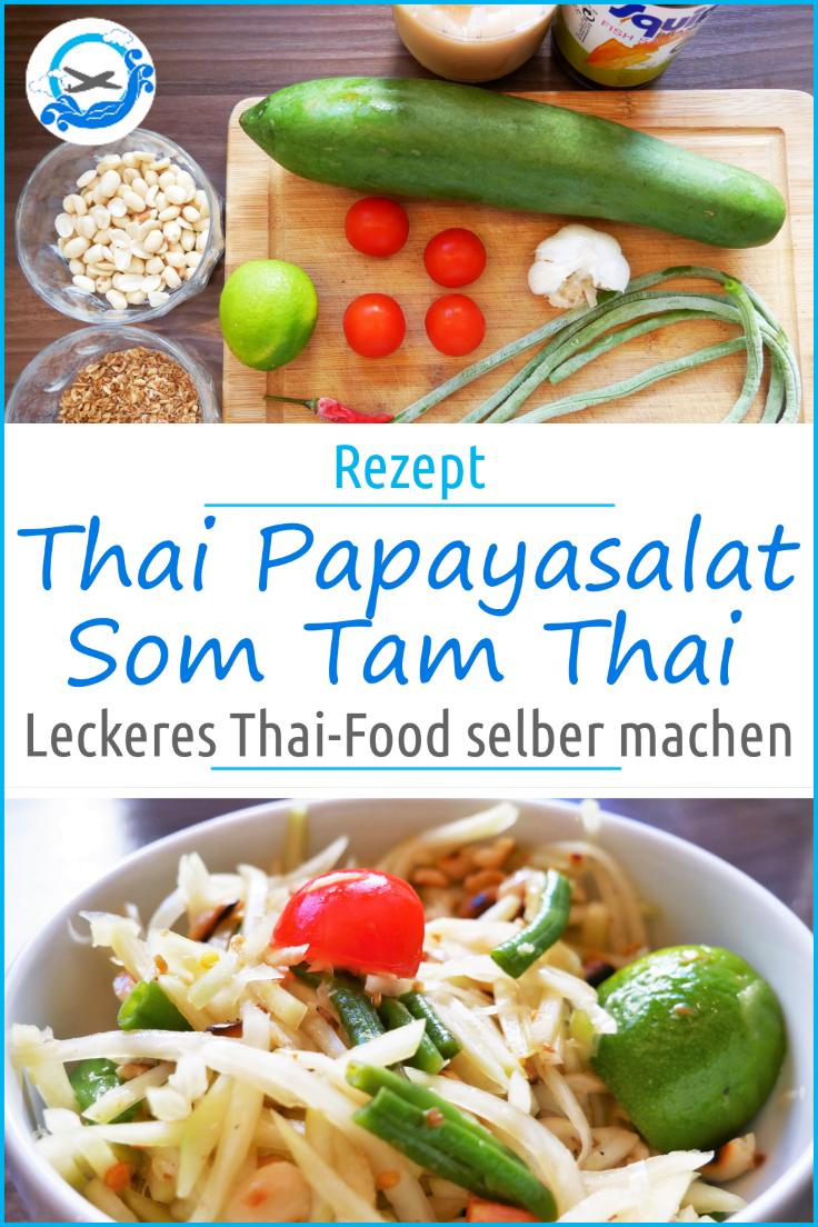Pinterest Som Tam Thai