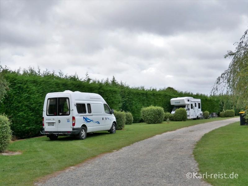 Farmyard Holiday Park Geraldine Stellplatz Campingplatz