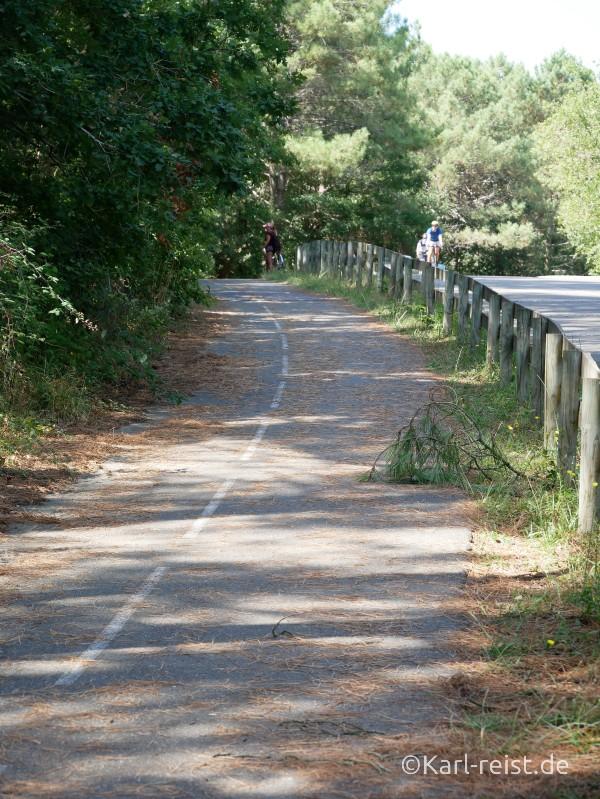 Fahrradtour Biscarrosse