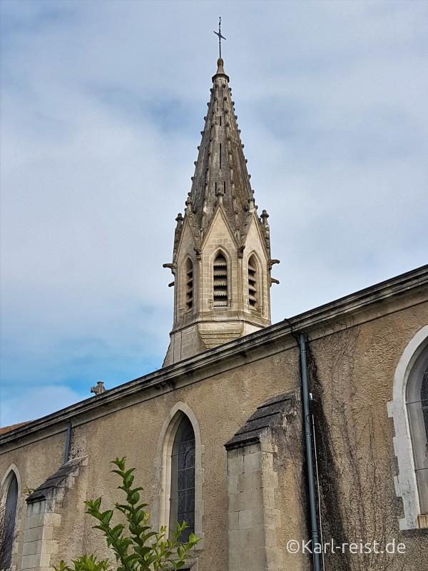 Saint Eglise de Saint Martin Biscarrosse