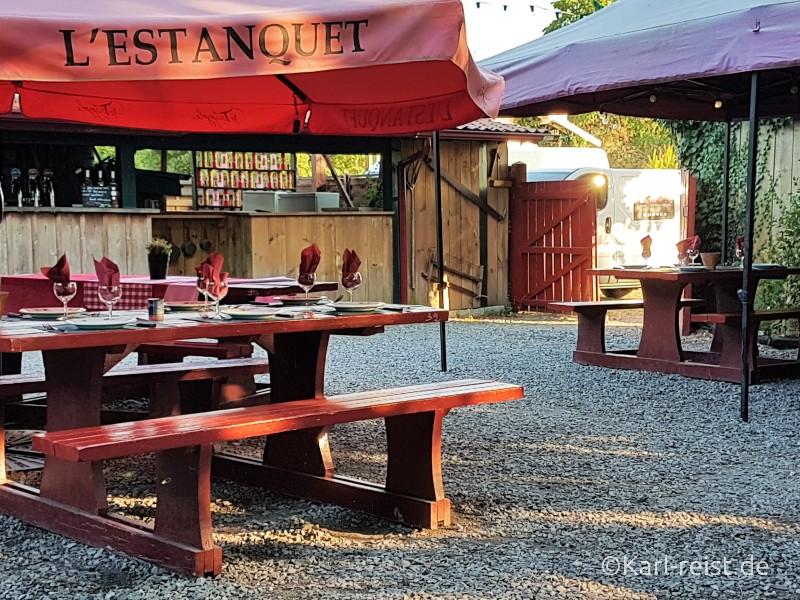 Biscarrosse Restaurant Chez Camette