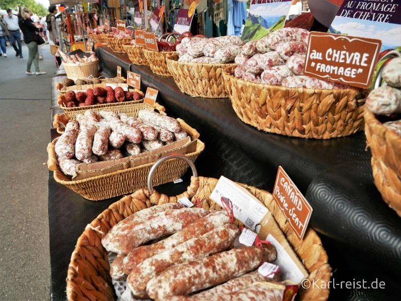 Biscarrosse Bourg Markt