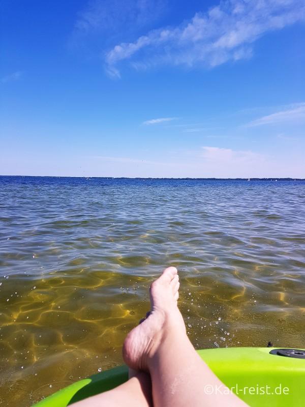 Biscarrosse Lac Maguide Cazaux-Saguinet