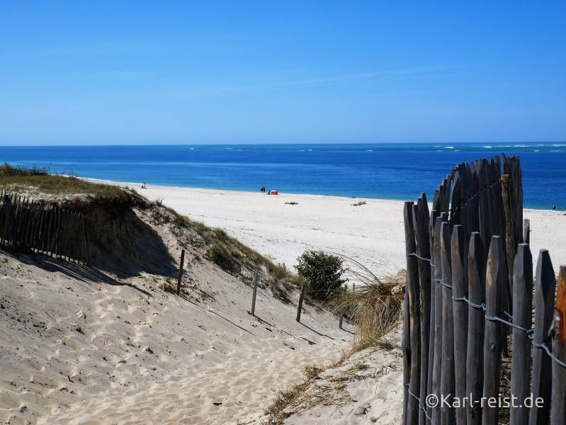 Biscarrosse Petit Nice Strand