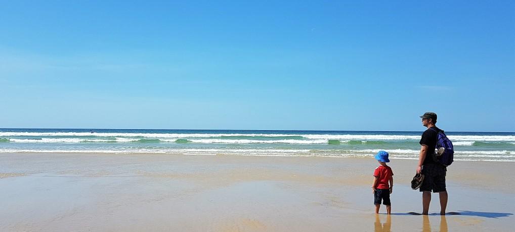 Die schönsten Strände am Atlantik und am See in und um Biscarrosse