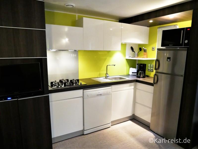 Castelot Premium Küche