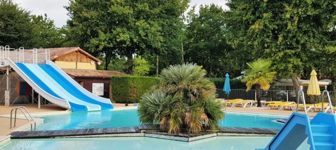"Glamping in Frankreich – Auf dem 4 Sterne Campingplatz ""Flower Camping Bimbo"" in Biscarrosse"