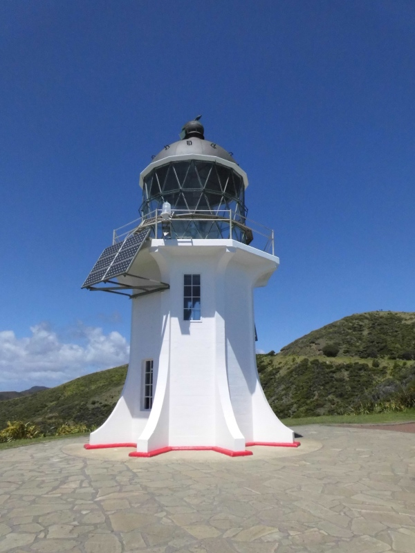 Lighthouse am Cape Reinga