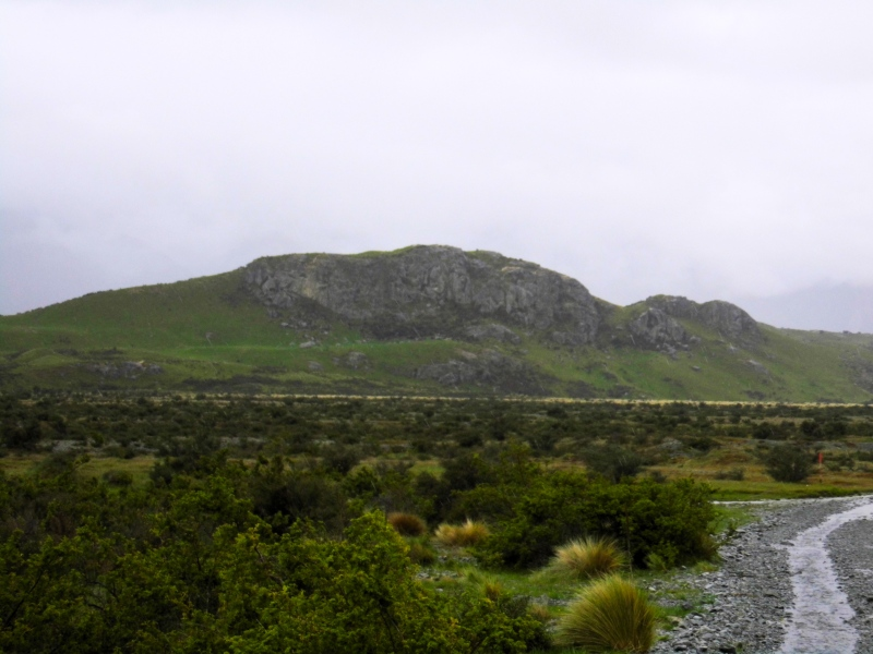 Mount Sunday Edoras