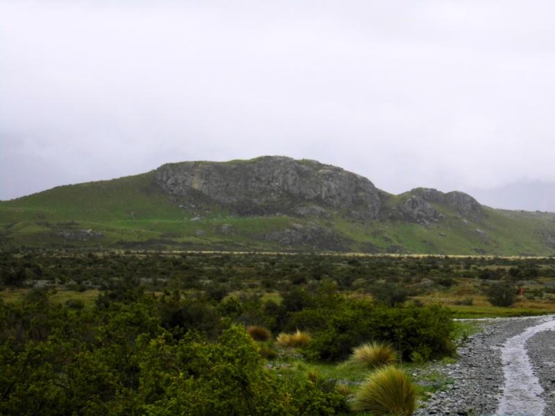 Mount Sunday Edoras