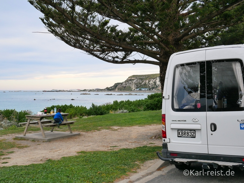 Wendekreisen Camper Koru Star 2ST Neuseeland