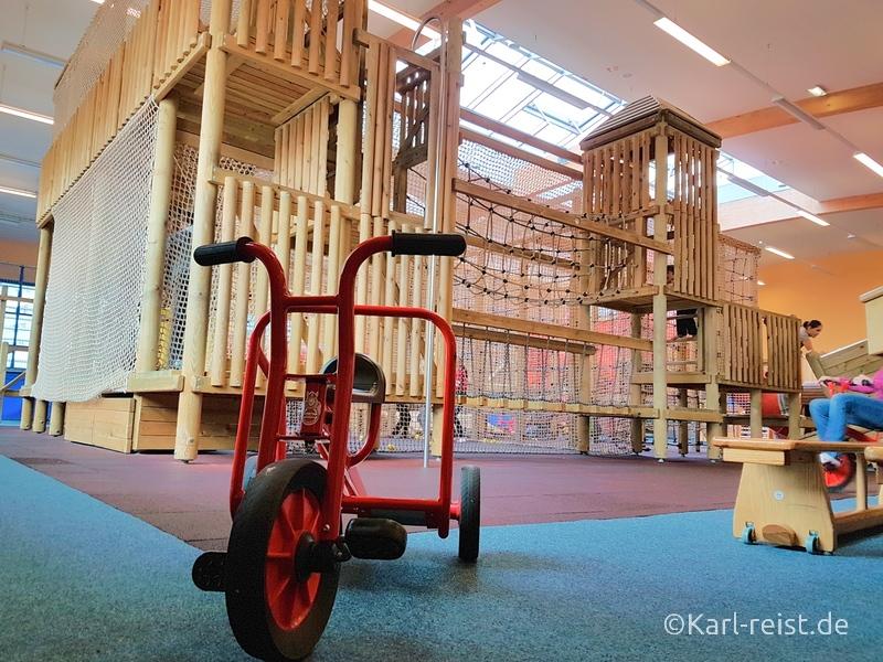 Aktiv Hus Schatzinsel Indoor Spielplatz Heiligenhafen
