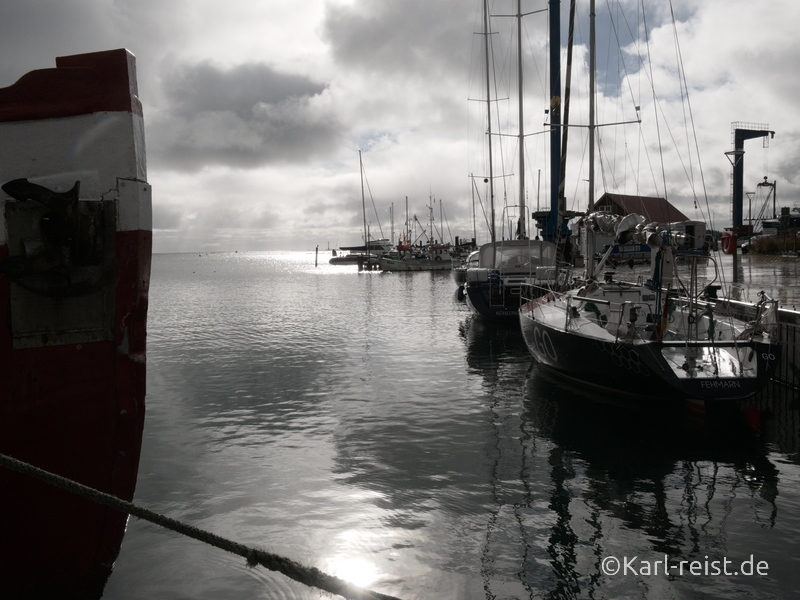 Fehmarn Hafen