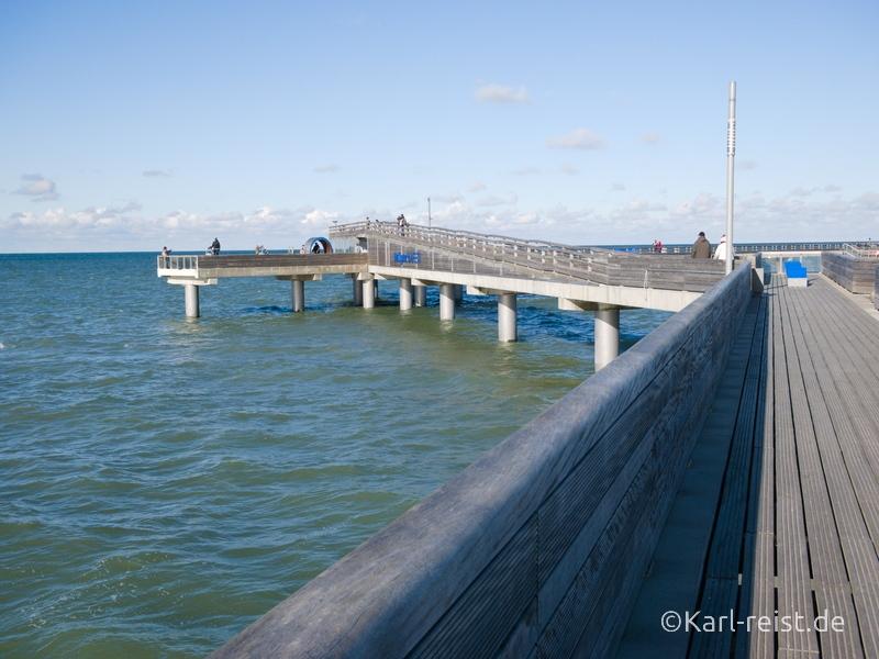 Heiligenhafen Seebrücke