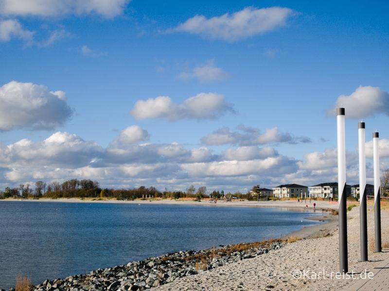 Heiligenhafen Binnensee Strand