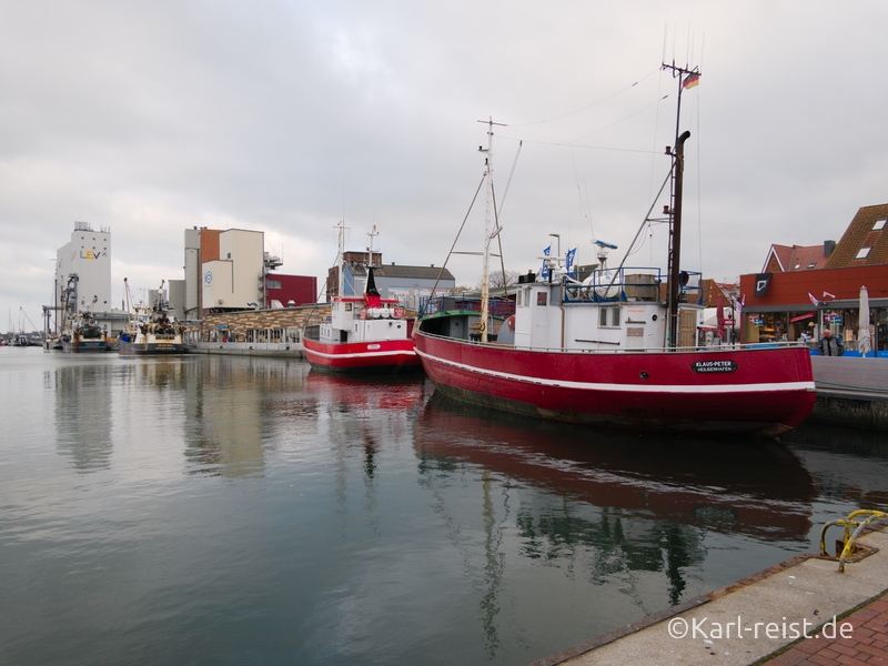 Heiligenhafen Fischereihafen