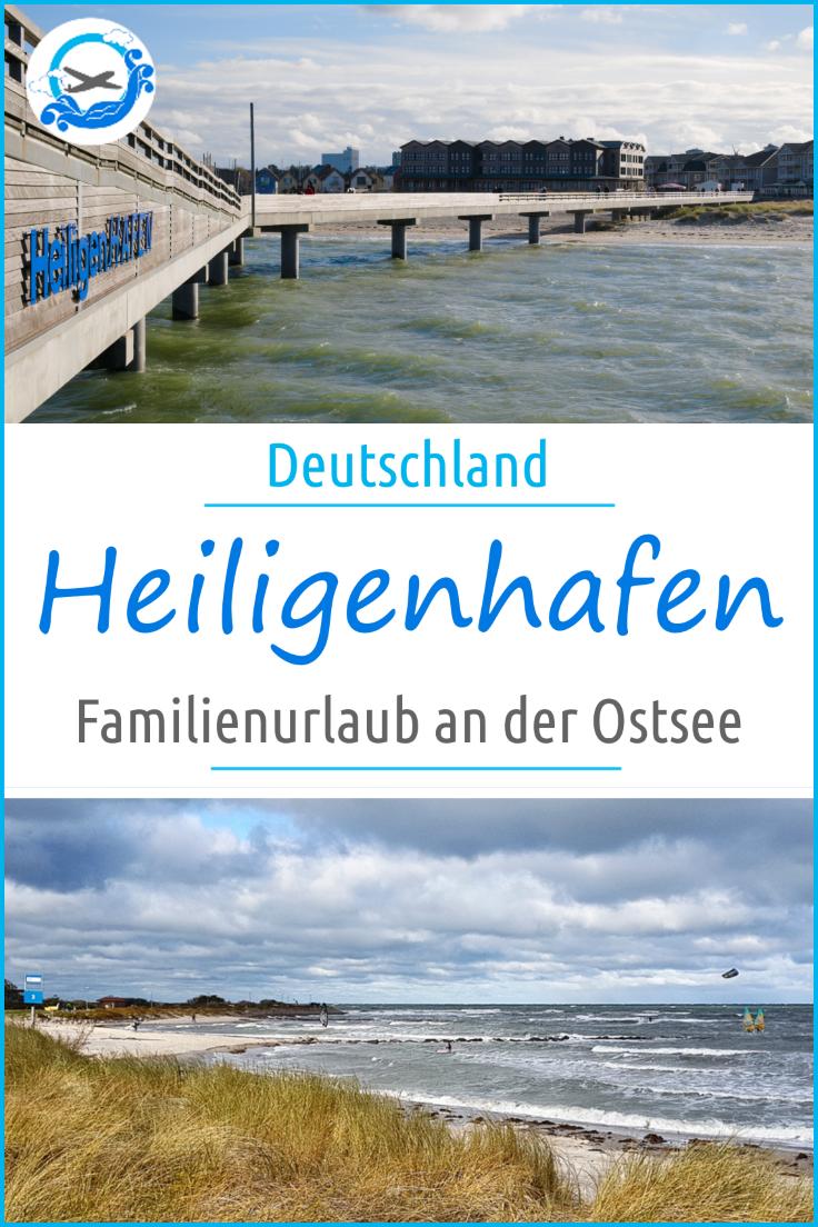Unterwegs in Heiligenhafen an der Ostsee in Schleswig-Holstein. Der Ort am Meer ist perfekt für einen Familienurlaub und wir zeigen euch, was ihr dort alles als Familie mit Kindern erleben könnt.