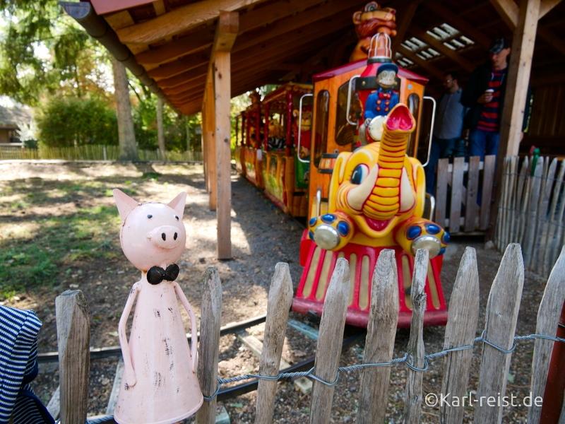 Tierpark Essehof Lehre Eisenbahn