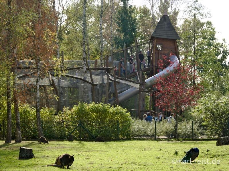Tierpark Essehof Lehre