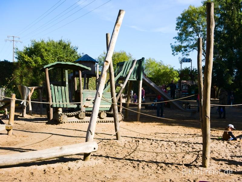 Tierpark Essehof Lehre Spielplatz