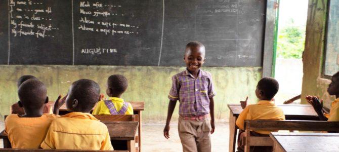 [Werbung] Schenke einem Kind eine bessere Zukunft mit World Vision!