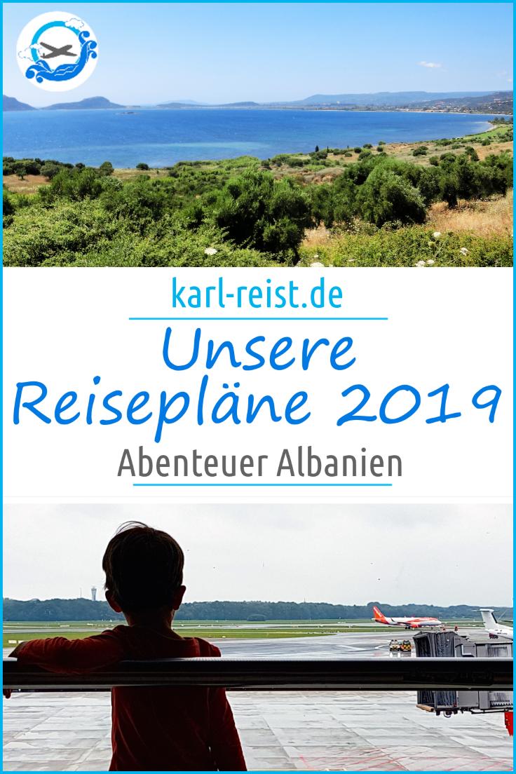 Pinterest Reiseplaene 2019