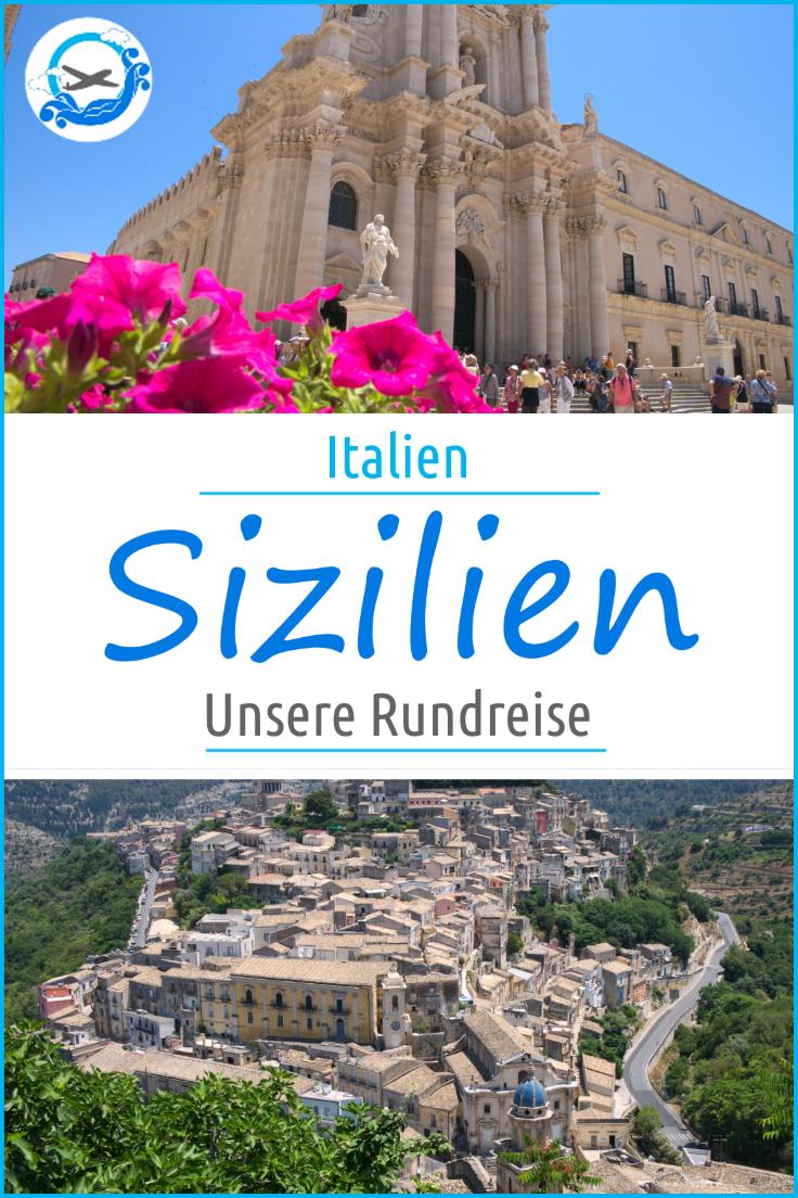 Alle Stationen unserer Sizilien Rundreise. In unserem Sizilien Urlaub mit Kind fuhren wir einmal um die ganze Insel. Heute verraten wir die besten Sehenswürdigkeiten, Strände und Ausflugsziele mit Kindern.
