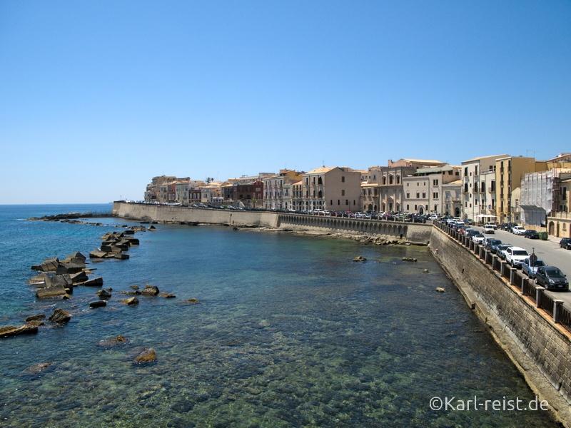 Sizilien Urlaub Syrakus