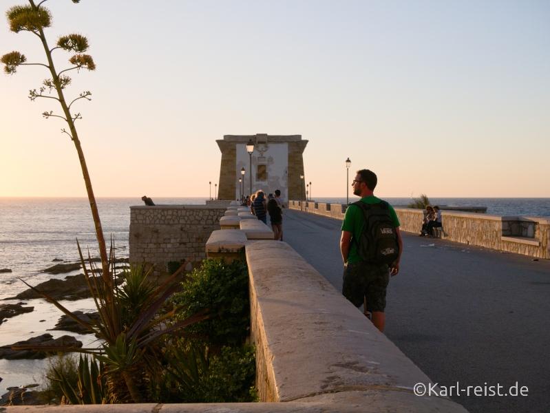 Sizilien Urlaub Trapani