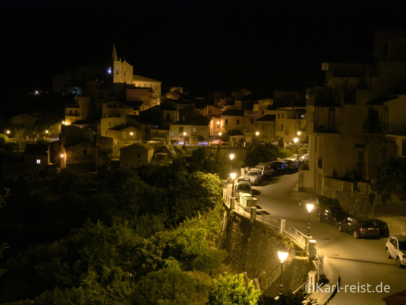 Sizilien Urlaub Forza d'Agro