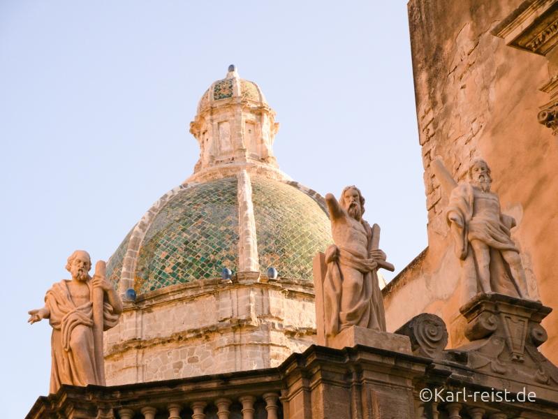 Sizilien Trapani Kirche Chiesa Anime Sante del Purgatorio
