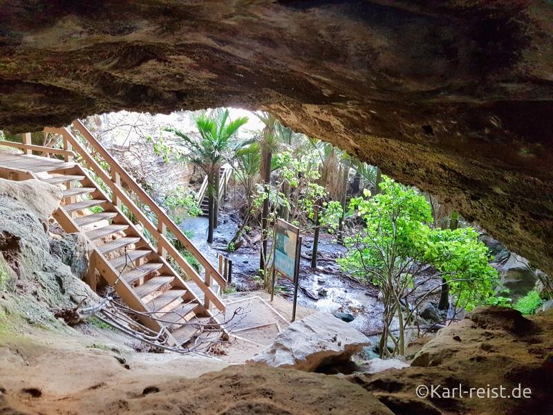 Bild Rundreise Neuseeland Südinsel 3 Wochen Punakaiki Cave Westcoast