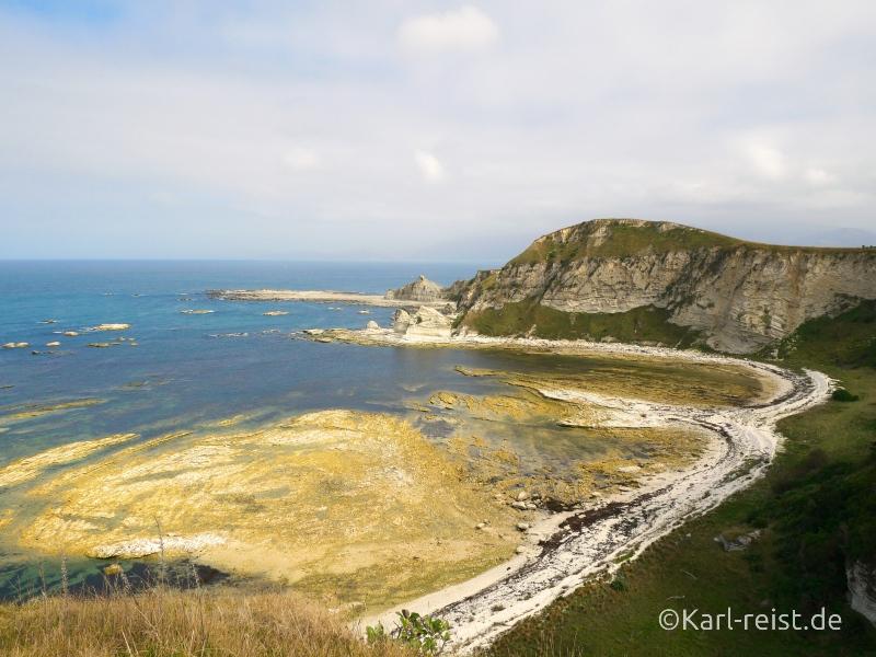 Bild Rundreise Neuseeland Südinsel 3 Wochen Kaikoura Peninsula Walkway