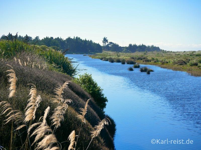 Bild Rundreise Neuseeland Südinsel 3 Wochen Timaru wetlands walk