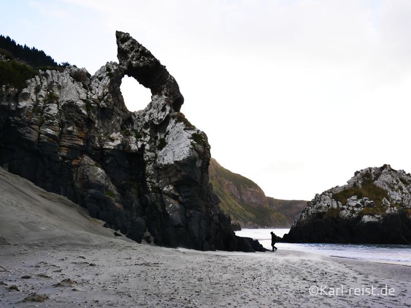 Bild Rundreise Neuseeland Südinsel 3 Wochen Aramoana