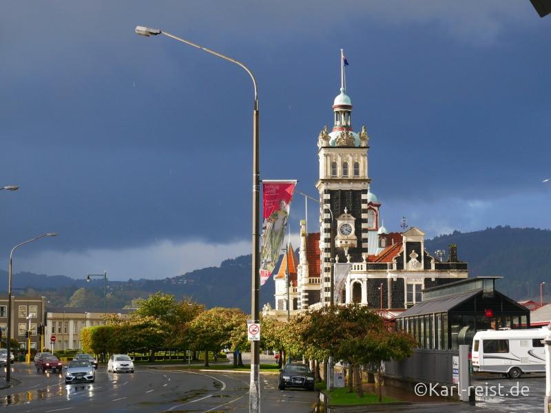 Bild Rundreise Neuseeland Südinsel 3 Wochen Dunedin