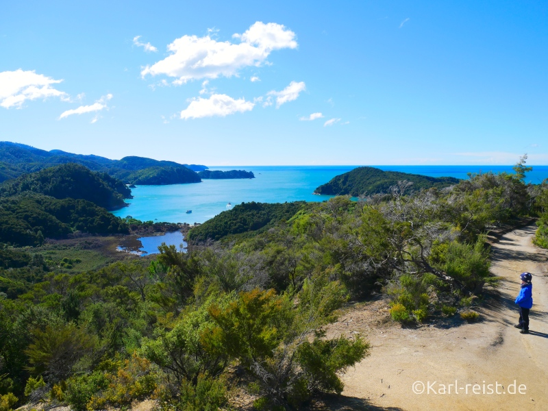 Bild Rundreise Neuseeland Südinsel 3 Wochen Abel Tasman Park