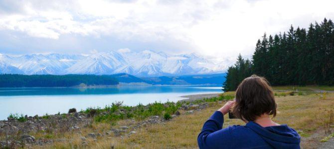 Unsere dreiwöchige Route auf Neuseelands Südinsel
