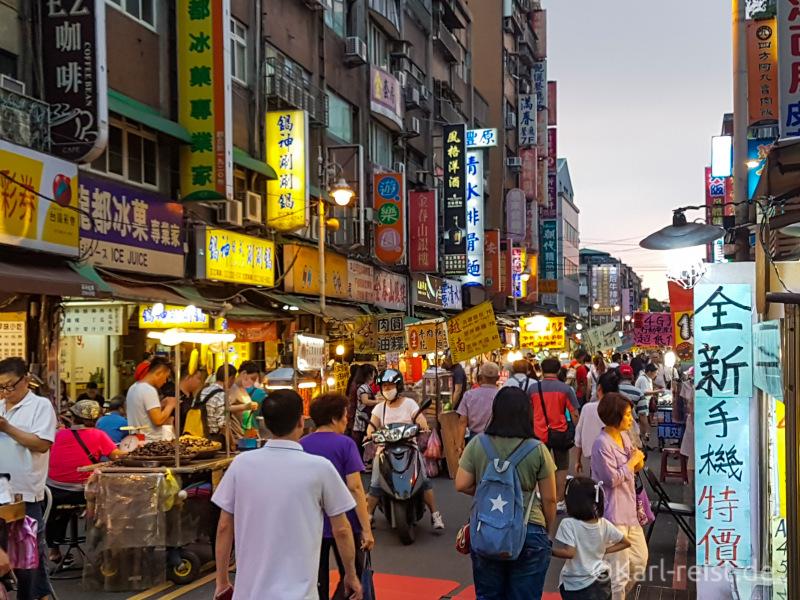 Taipeh Nachtmarkt