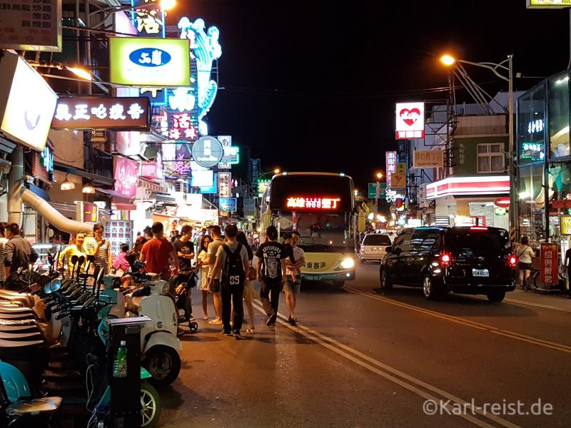 Kenting Nachtmarkt