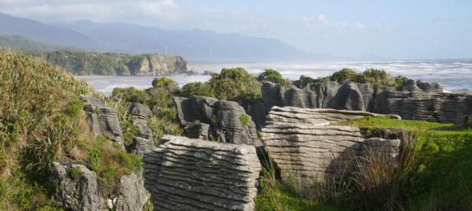 Pancake Rocks Neuseeland – Zwei Besuche bei der Top Sehenswürdigkeit (2005 und 2018)