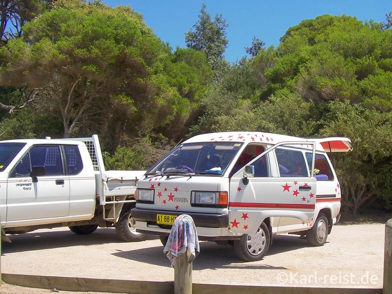 Campingbus Australien