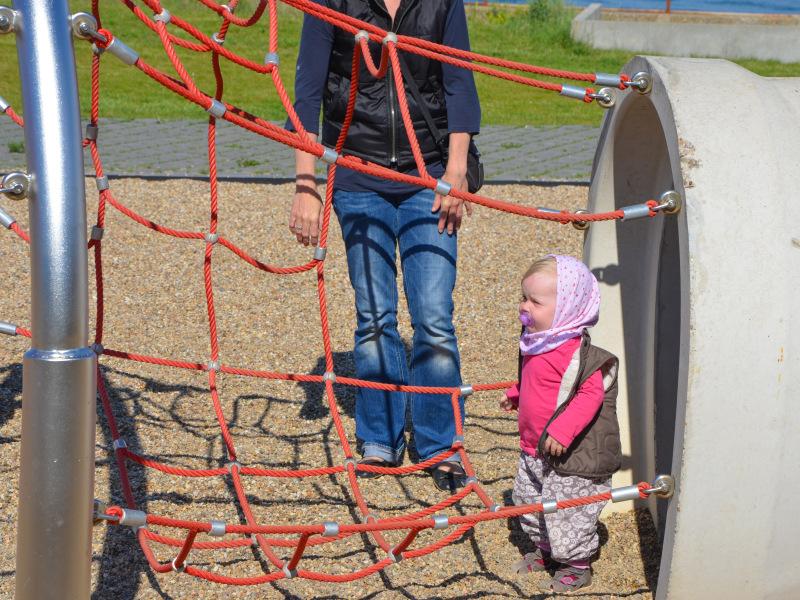 Helgoland Spielplatz