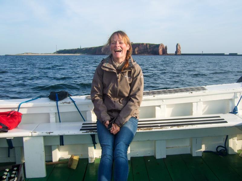 Börteboot Helgoland
