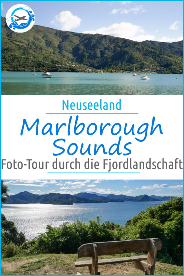 Die Marlborough Sounds auf Neuseelands Südinsel sind sehr beeindruckend. Wir nehmen dich mit auf eine Fototour durch die Flussläufe und zeigen dir, wie magisch die Wasserläufe sind. #neuseeland #neuseelandsüdinsel #marlboroughsounds