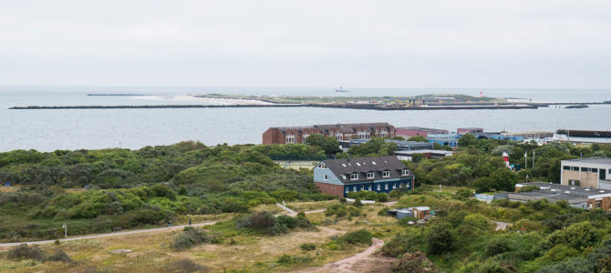 Helgoland als Tagesausflug – Trottellummen, Nordseeluft und Börteboote