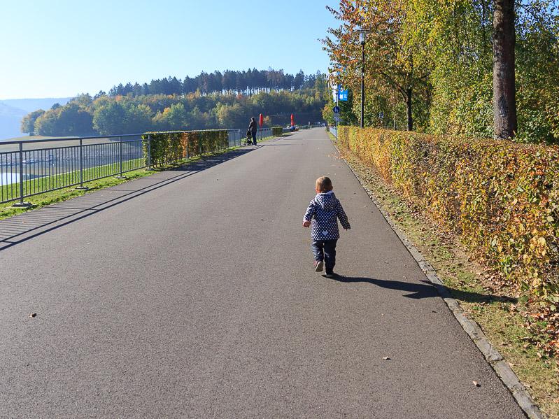 Spaziergang um den Biggesee Sauerland