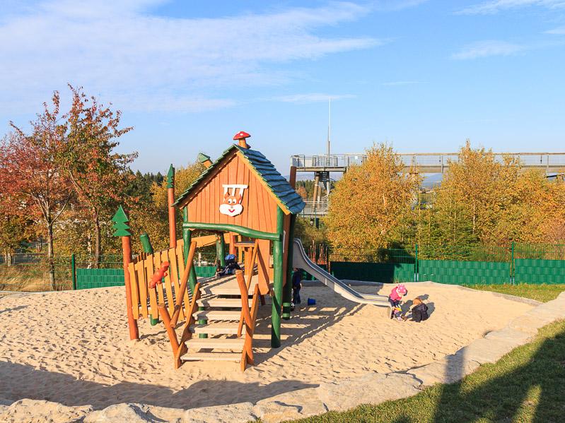 Spielplatz Erlebnisberg Kappe Sauerland